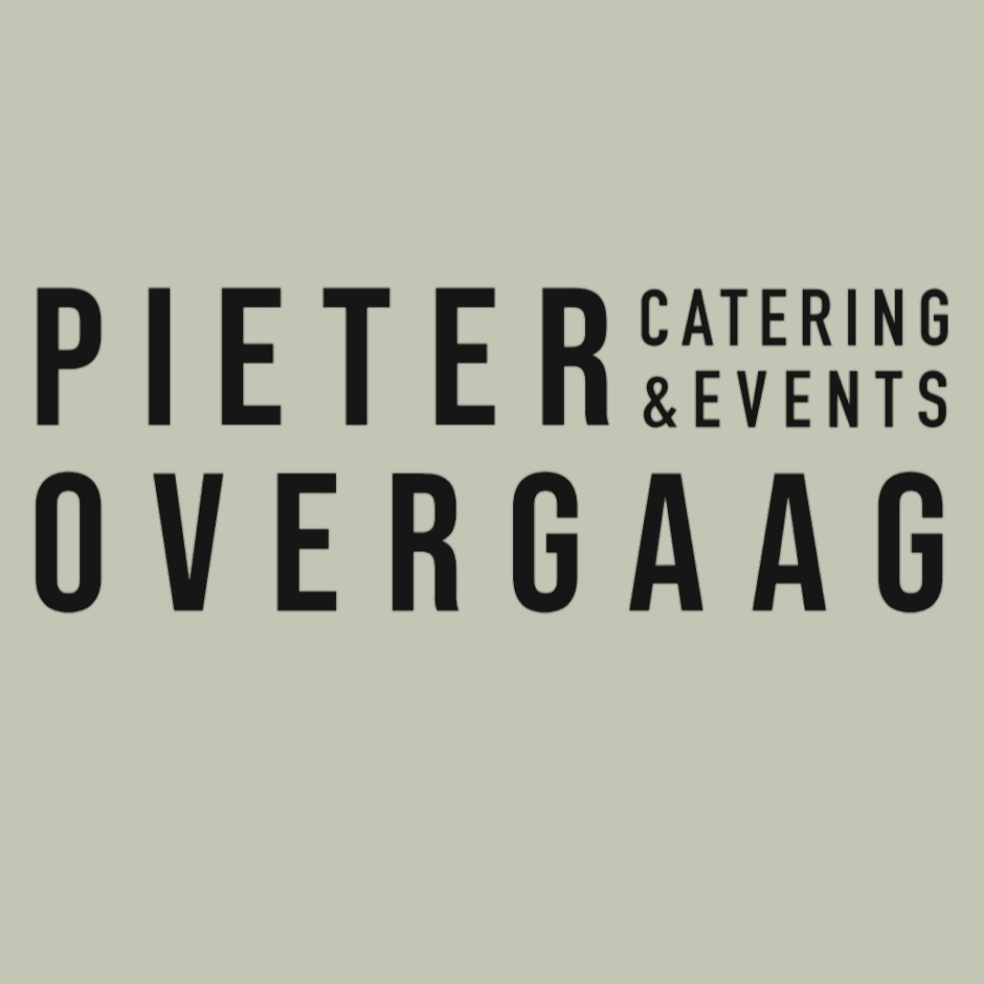 Pieter overgaag catering events