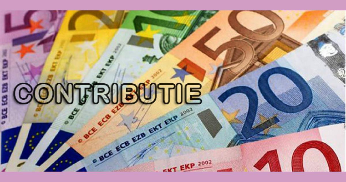 Betaling contributies