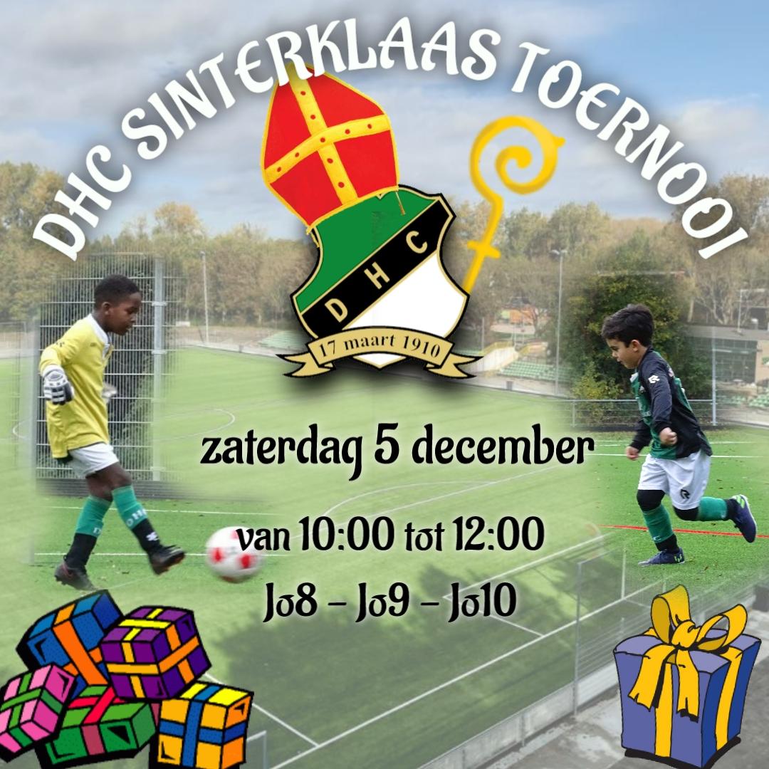 DHC sinterklaas toernooi
