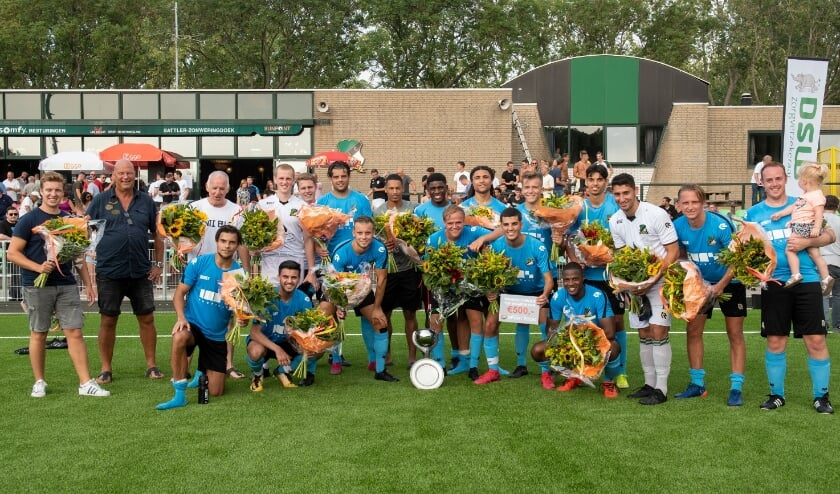 DHC winnaar Stad Delft Bokaal 2020